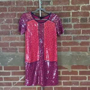 Marc by Marc Jacobs Sequin Pink Dress NWOT